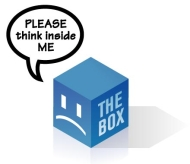 We need to think outside the box.