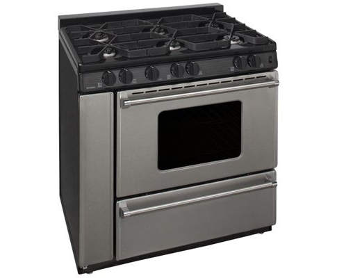 Post image for Choosing a Gas Range