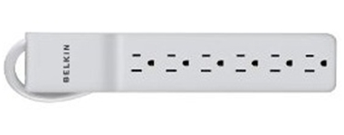 Plug phantom loads into a power bar.