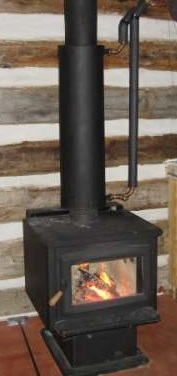 Using Your Wood Stove To Heat Water