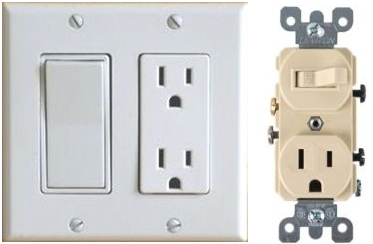 Switched Outlet