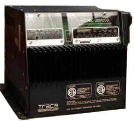 This is the first inverter we ever used in our off the grid home. We loved it. The battery charger and transfer switch worked well and the surge power was incredible. The downside of the U2624SB is the fact it is a modified sine (square) wave inverter that destroyed a brand new Sears refrigerator, some cordless tools and one laptop. We were slow learners and we did not have the money right away to buy a sine wave inverter.