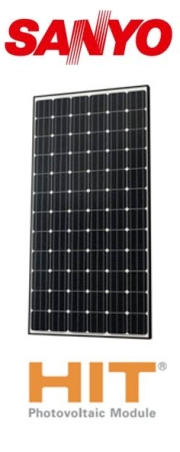 Sanyo HIT High Efficiency Solar Module