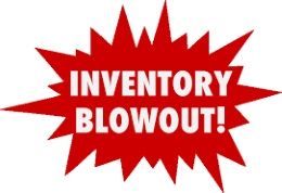 SOLAR INVENTORY BLOWOUT