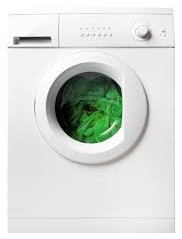 Washing machines with manual buttons are usually not phantom loads.
