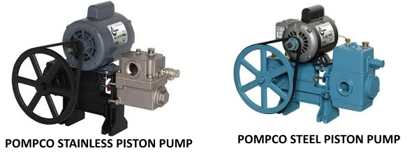 pompco piston pumps for solar homes